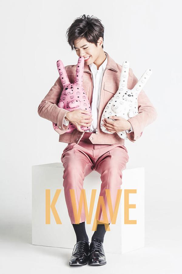 Park Bo Geum pour Kwave Korea, Septembre 2015