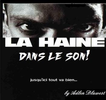 LA HAINE DANS LE SON (COMPIL Rap francais)