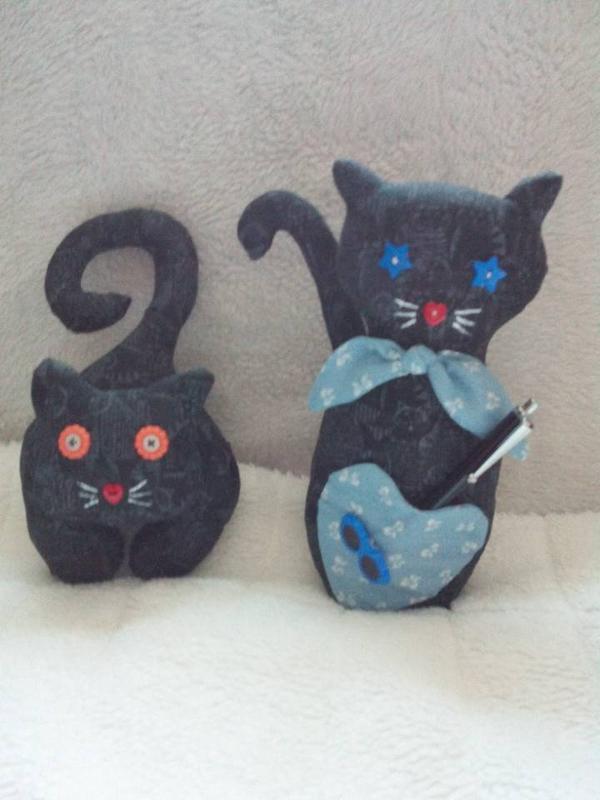 un p' tit chat , deux p' tits chats......