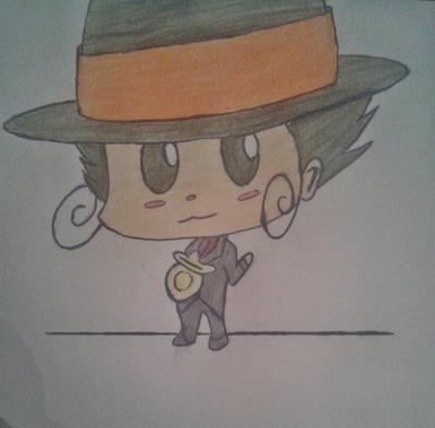 Katekyo Hitman Reborn (dessins)
