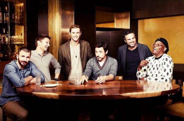 Les Avengers remettront des prix lors de la cérémonie des oscars 2o13 ♥