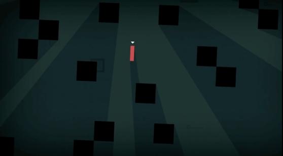 Le jeu Thomas Was Alone débarque sur iPad