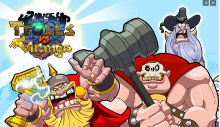 Trolls vs Vikings : défends ta base sur Windows 8/RT