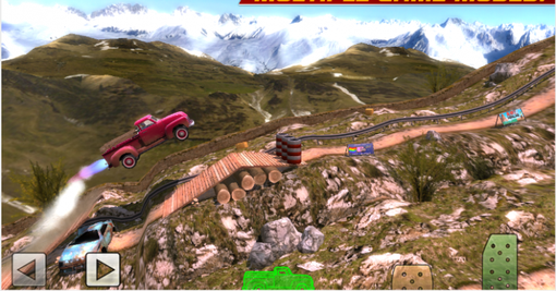 Offroad Legends proposera son second volet en novembre sur iOS
