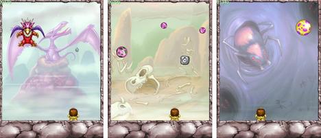 Dino Eggs 2 : détruis les ½ufs de dinos dans ce jeu d'adresse sensas !
