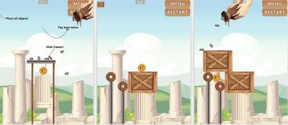 Secret of Rah et compagnie, des jeux mobiles sympas favorisant une évasion totale sur smartphone !