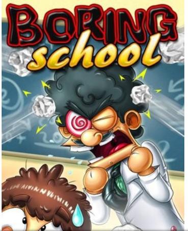 Boring School, un jeu de stratégie qui te fera aimer l'école !