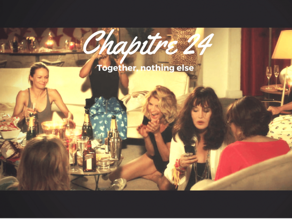 Saison 1 : Chapitre 24: Together, nothing else