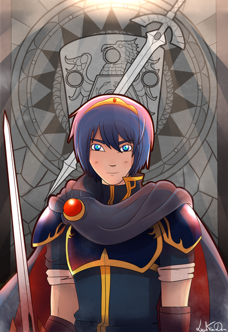 Marth, prince of Altea