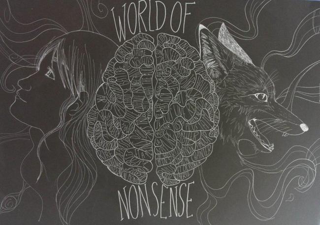 MENTAL DISORDER - Wolrd of nonsense