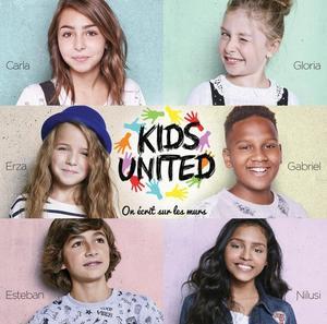 Kid United / On écrit sur les murs (2016)