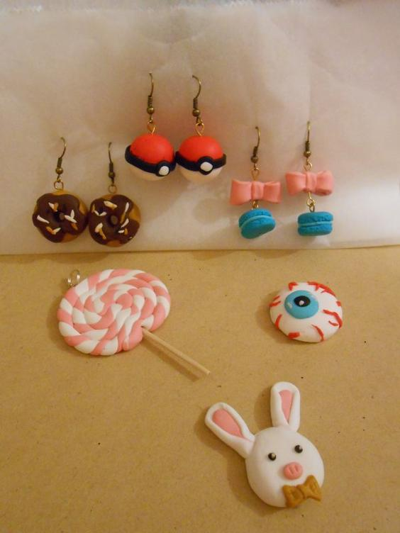creations FIMO #2