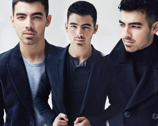 Photoshoot de Joe