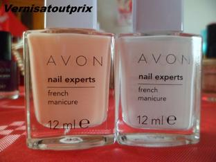 Kit de french AVON .