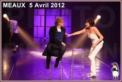 Liane Foly à Meaux : souvenir.