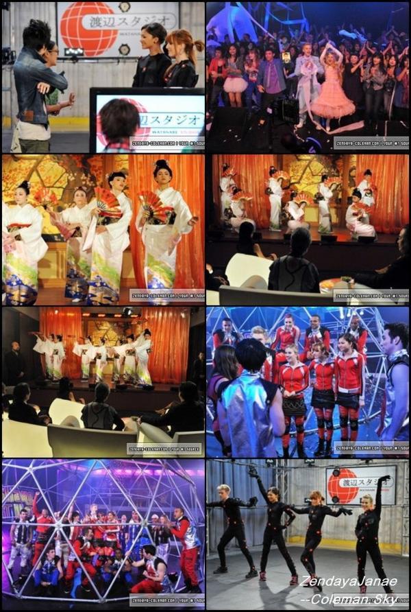 Premières photos de Shake It Up Made In Japan.