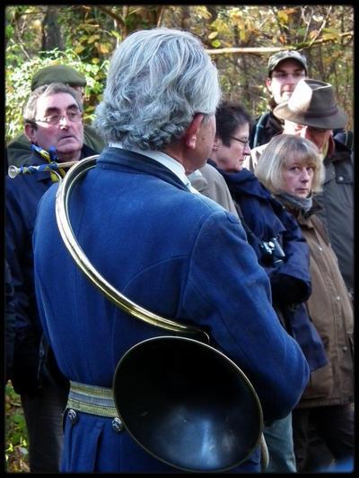 Compiègne: La Futaie des Amis Le 20-11-2013