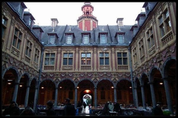 Marché de Noel a Lille 2013