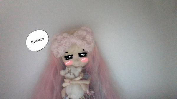 ma pullip pinku !♥