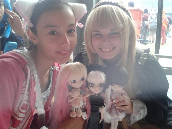 La japan expo!!!^^