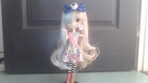 Ma new puce !!! (+custo de pinku)