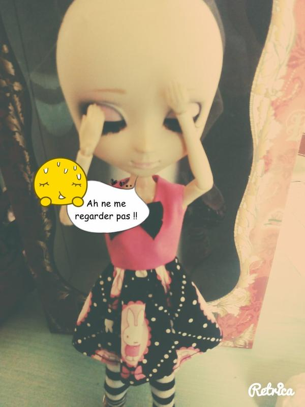Séance photo Pinku ! (ancienne wig :3)