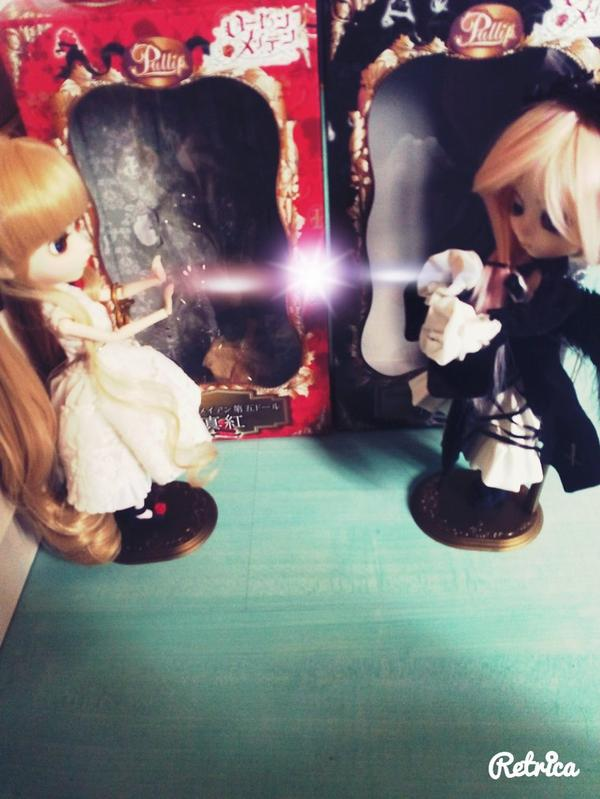 Séance photo de Shinku !! ♥