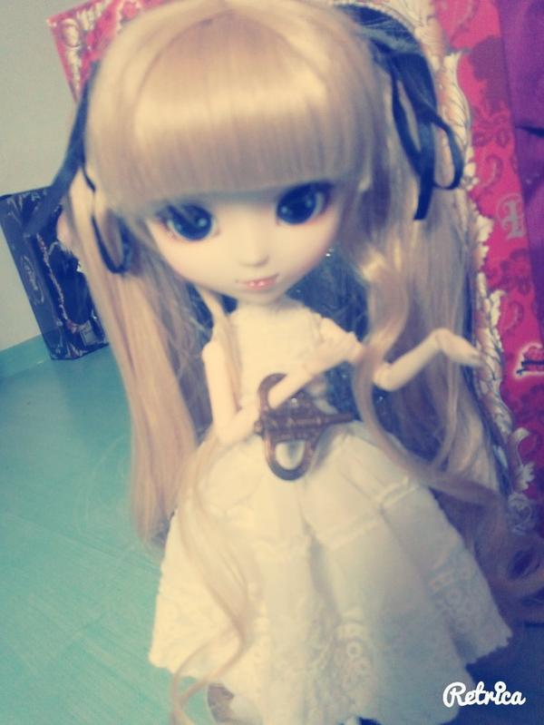 Séance photo de Shinku !! ♥