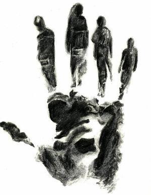 (413) - Identity Hand