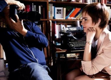 Emma Watson pour Lancôme !!