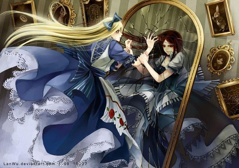 Top 5 image de filles de manga part 1
