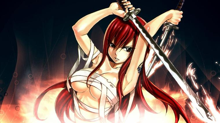 Top 8 filles de Fairy Tail