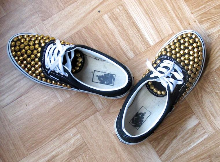 Customiser ses Vans