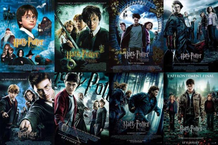 <3 La Saga Harry Potter <3