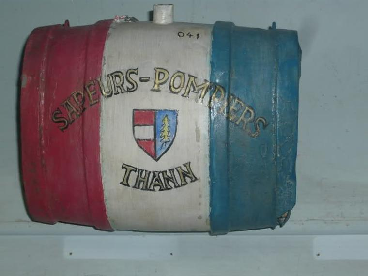CANTINIERE DE SAPEURS-POMPIERS
