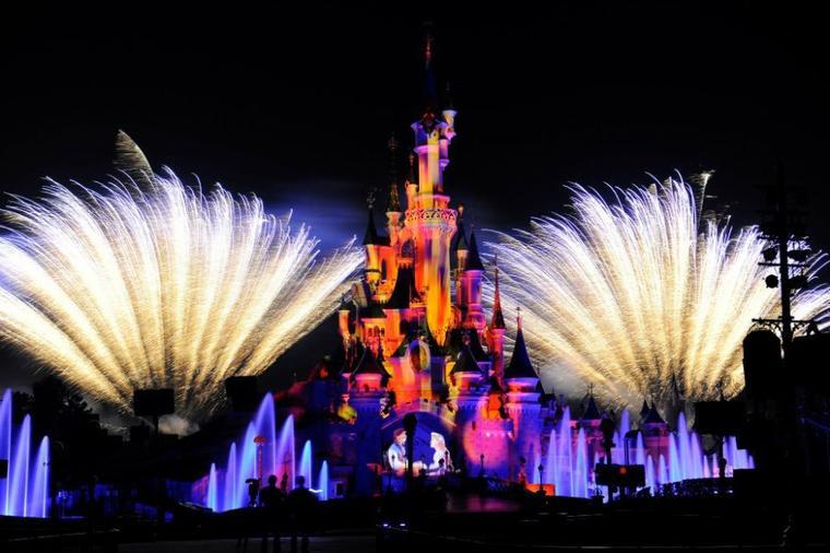 disney-dreams spectacle nocture 20eme anniversaire