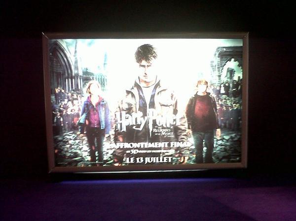 Avant Première Harry Potter 7 Partie 2 !