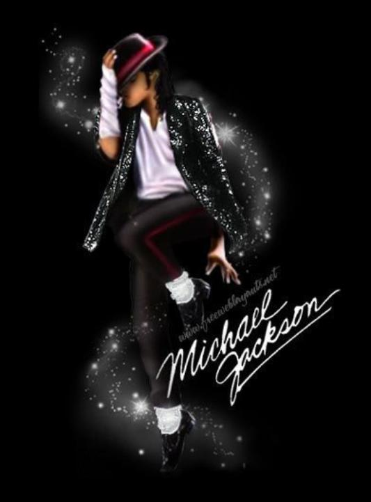 <3 MICHAEL I LOVE YOU <3
