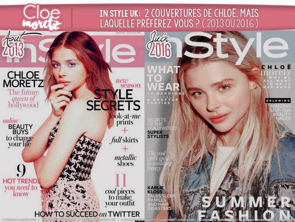 spécial : In Style UK couv.