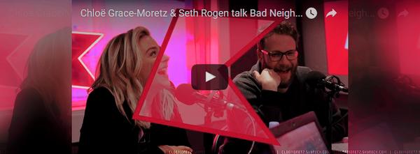 05.2016, vidéos | « Nos pires voisins 2 ».