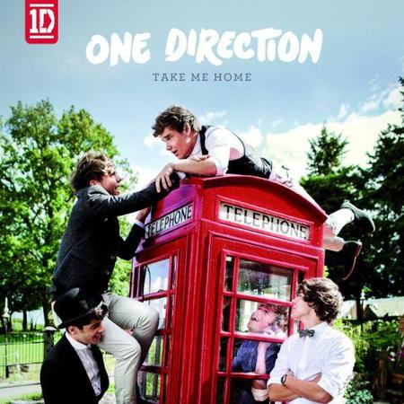 "Couverture de l'album "" Take Me Home"""