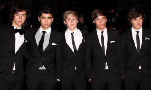 One Direction, le nouveau boysband qui fait crier les filles ;)