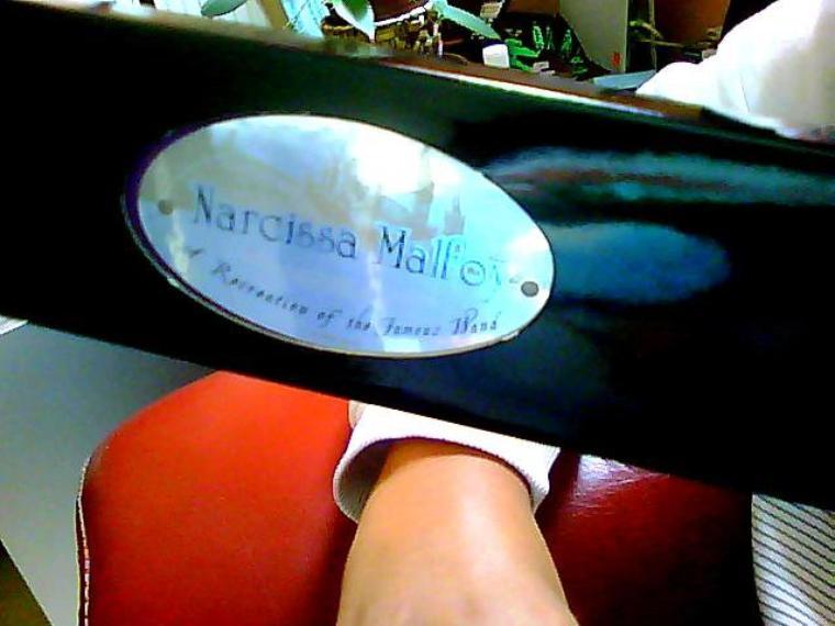Baguette de Narcissa Malefoy