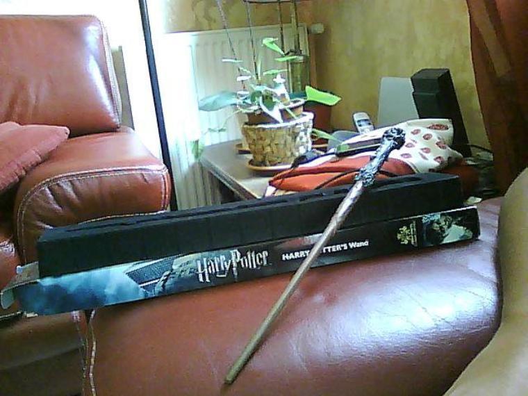 Baguette de Harry Potter .
