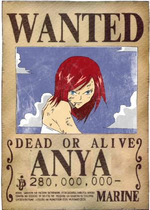 Mon perso : Anya