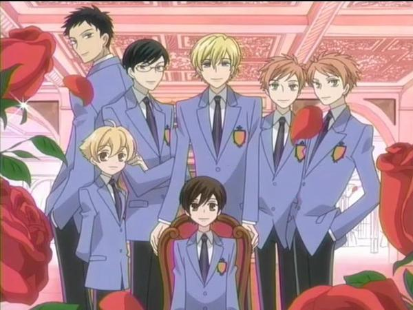 ~ANIME~ORAN KOKO HOST CLUB.