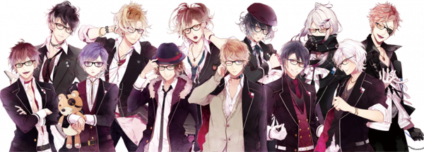 ~ANIME~DIABOLIK LOVERS.