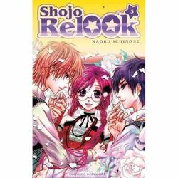 Shojo n°2 : Shojo Relook