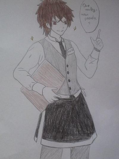 Personnage Secondaire : Adrien Ebas !