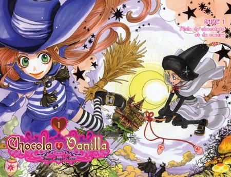 Shojo n°9 : Chocola et Vanilla